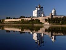 Velikaya River 3 Royalty Free Stock Photos
