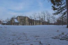 Veliki大普雷斯拉夫堡垒 库存照片
