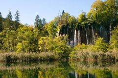 Veliki prstavac waterfall Royalty Free Stock Photo