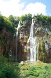 Veliki slap waterfall in summer Royalty Free Stock Photo