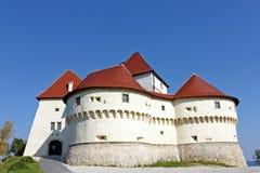 Veliki Tabor, forteca Fotografia Stock