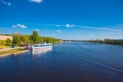 Velikiy Novgorod Fotos de archivo libres de regalías