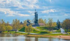 Velikiy Novgorod Imagens de Stock Royalty Free