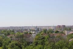 Velikiy Novgorod. Beautiful landscape of Velikiy Novgorod Stock Image