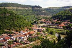 Veliko panorama Royalty Free Stock Photo
