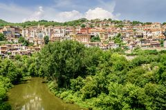 Veliko Tarnovo 库存照片