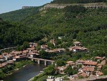 Veliko Tarnovo Lizenzfreies Stockfoto
