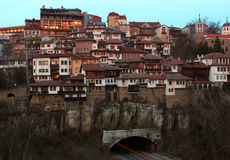 Veliko Tarnovo Royalty-vrije Stock Fotografie
