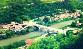 Veliko Tarnovo Royaltyfri Foto