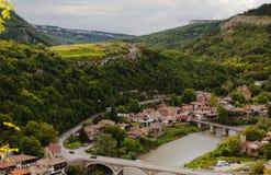 Veliko Tarnovo Royaltyfri Fotografi
