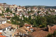 Veliko Tarnovo. The ancient capital of Bulgaria Veliko Tarnovo autumn Stock Photography