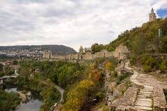 Veliko Tarnovo, Bulgária fotografia de stock