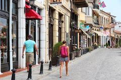 Veliko Tarnovo, Bulgaria Royalty Free Stock Photography