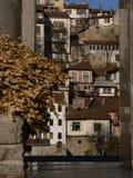 Veliko Tarnovo, Bulgaria Il monumento di Asenevci che è dedicato a re Asen, Peter, Kaloyan e Ivan Asen II fotografia stock libera da diritti
