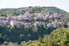 Veliko Tarnovo in Bulgaria Stock Photos