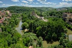 Veliko Tarnovo, Bulgaria. Royalty Free Stock Images