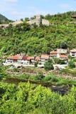 Veliko Tarnovo, Bulgaria. Veliko Tarnovo in Bulgaria. Old town located on three hills Stock Photo