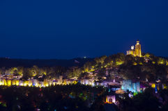 Veliko Tarnovo, Bulgarie Photo stock