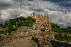 Veliko Tarnovo, Bulgarie Photos libres de droits