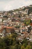 Veliko Tarnovo - Bulgarije Royalty-vrije Stock Foto