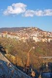 Veliko tarnovo city of bulgaria Stock Images