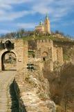 Veliko Tarnovo Festung lizenzfreies stockbild