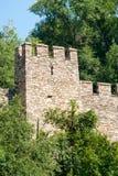 Veliko Tarnovo Festungsturm in der Museums-Reserve Tsarevets Lizenzfreies Stockbild