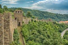 Veliko Tarnovo, the historical capital of Bulgaria Royalty Free Stock Photo