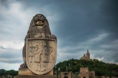 Veliko Tarnovo, the historical capital of Bulgaria Stock Photography