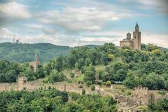 Veliko Tarnovo, the historical capital of Bulgaria Royalty Free Stock Photography