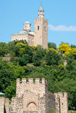 Veliko Tarnovo. Old Fortress Stock Images