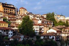 Veliko Tarnovo in the Summertime Royalty Free Stock Photos