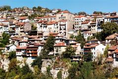 Veliko Tarnovo in the Summertime Royalty Free Stock Image