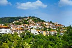 Veliko Tarnovo (Tirnovo), Bulgaria imagen de archivo libre de regalías