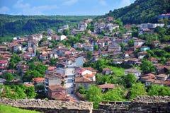 Veliko Tarnovo town Royalty Free Stock Image