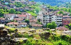 Veliko Tarnovo town Stock Photo