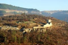 Veliko tarnovo: tzarevetz ruins Royalty Free Stock Images