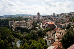 Veliko Tarnovo view Stock Images