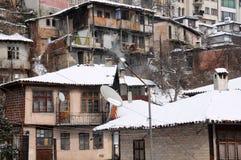 Veliko Tarnovo in the Winter Royalty Free Stock Photo