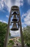 Veliko Turnovo, collina di Tzarevets immagine stock libera da diritti