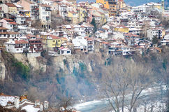 Veliko Turnovo Royalty Free Stock Photography