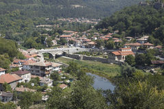 Veliko Tyrnovo bulgarien Lizenzfreie Stockbilder