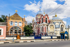 Free Velikoknyazheskaya Church And The House Of Charity In Memory Of Stock Images - 42109914