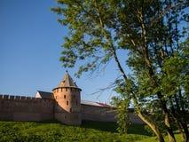 Veliky Novgorod royaltyfri fotografi