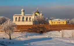 Veliky Novgorod stock foto's