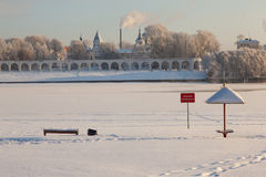 Veliky Novgorod Photo libre de droits