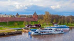 Veliky Novgorod stock fotografie