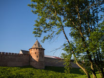 Veliky Novgorod Royalty Free Stock Photography