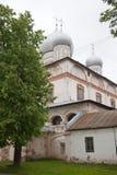 Veliky Novgorod Catedral de Znamensky del siglo XVII Fotos de archivo