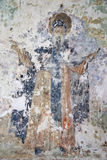 Veliky Novgorod Catedral de Znamensky del siglo XVII Frescos Imagenes de archivo